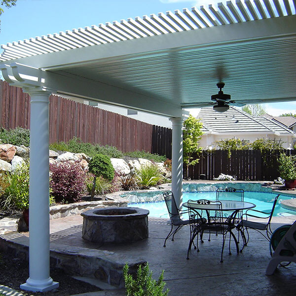 Custom Patio Covers Installers Northern California