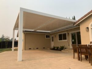 Louvered Cover